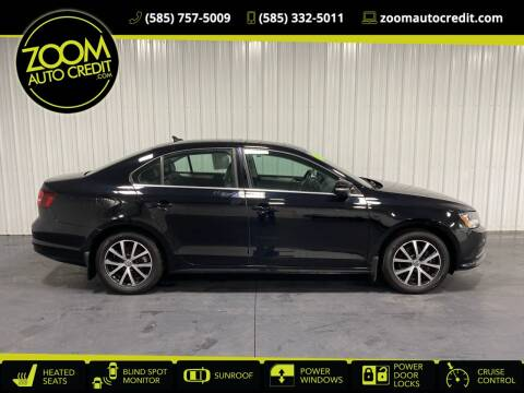 2017 Volkswagen Jetta for sale at ZoomAutoCredit.com in Elba NY