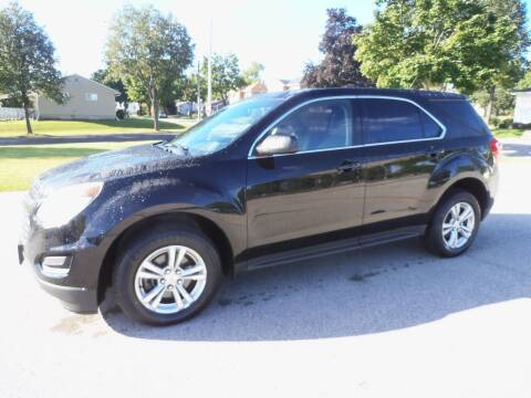 2016 Chevrolet Equinox for sale at A-Auto Luxury Motorsports in Milwaukee WI
