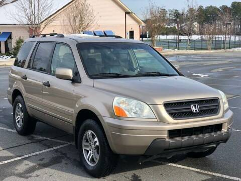 2005 Honda Pilot for sale at CVC AUTO SALES in Durham NC