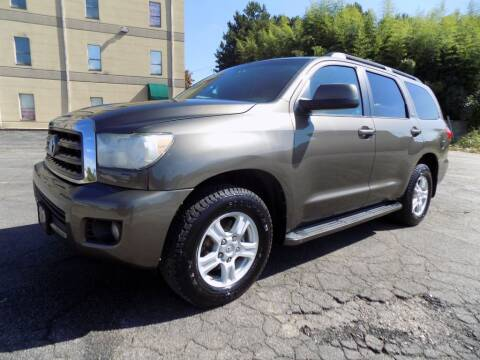 2010 Toyota Sequoia for sale at S.S. Motors LLC in Dallas GA