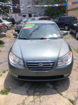 2009 Hyundai Elantra for sale at GARET MOTORS in Maspeth NY