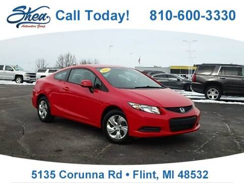2013 Honda Civic for sale at Jamie Sells Cars 810 - Linden Location in Flint MI