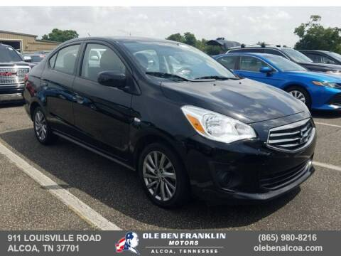 2019 Mitsubishi Mirage G4 for sale at Ole Ben Franklin Motors Clinton Highway in Knoxville TN