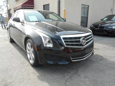 2014 Cadillac ATS for sale at AutoStar Norcross in Norcross GA
