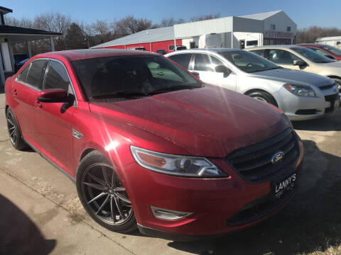 2010 Ford Taurus for sale at Lannys Autos in Winterset IA