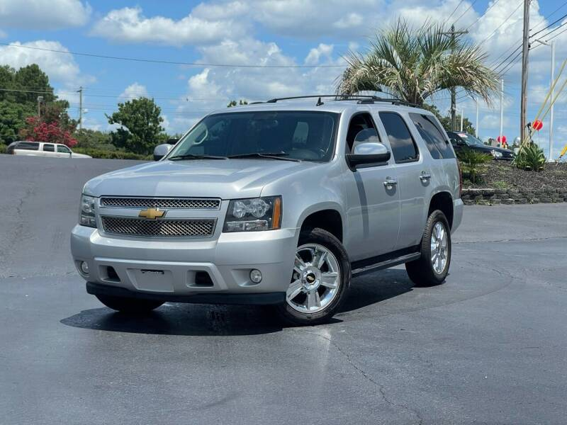2012 Chevrolet Tahoe for sale at Rock 'n Roll Auto Sales in West Columbia SC
