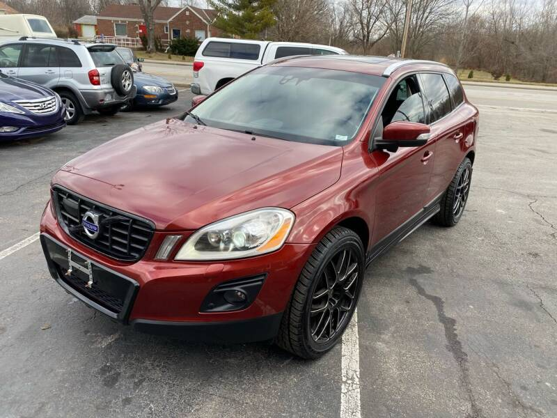 2010 Volvo XC60 for sale at Auto Choice in Belton MO