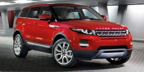 2012 Land Rover Range Rover Evoque for sale at Distinctive Car Toyz in Egg Harbor Township NJ
