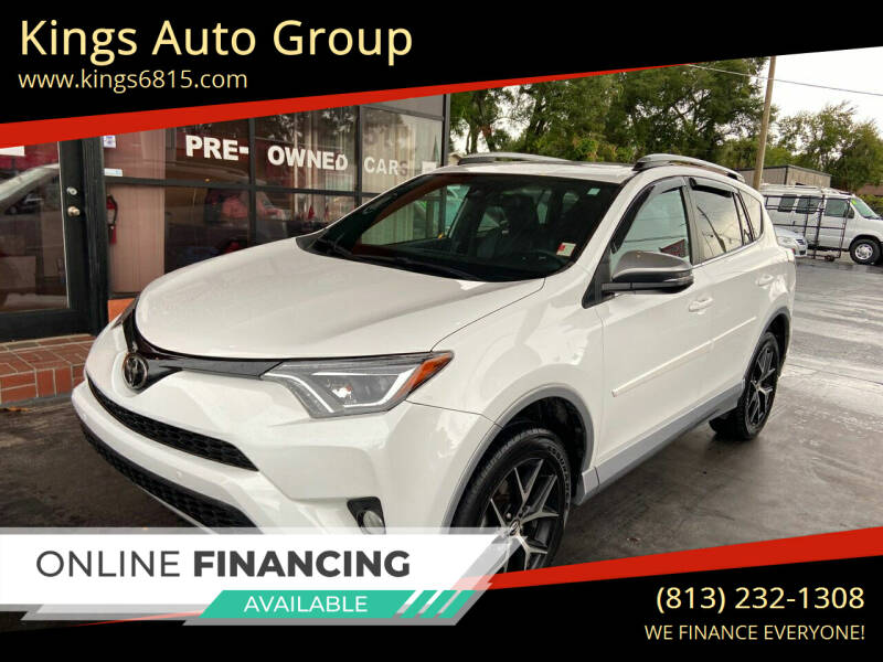 2017 Toyota RAV4 for sale at Kings Auto Group in Tampa FL