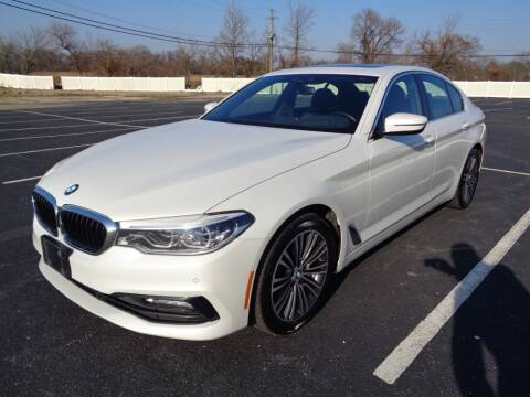 2018 BMW 5 Series for sale at Rt. 73 AutoMall in Palmyra NJ