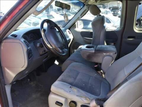 2002 Ford F-150 for sale at JacksonvilleMotorMall.com in Jacksonville FL