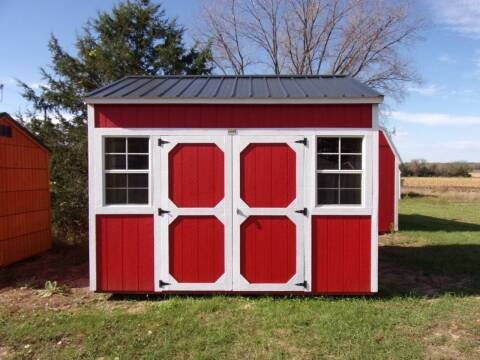 10 X 12 SIDE UTILITY W/8 FT WALLS for sale at Extra Sharp Autos in Montello WI