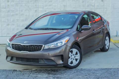 2017 Kia Forte for sale at Cannon and Graves Auto Sales in Newberry SC