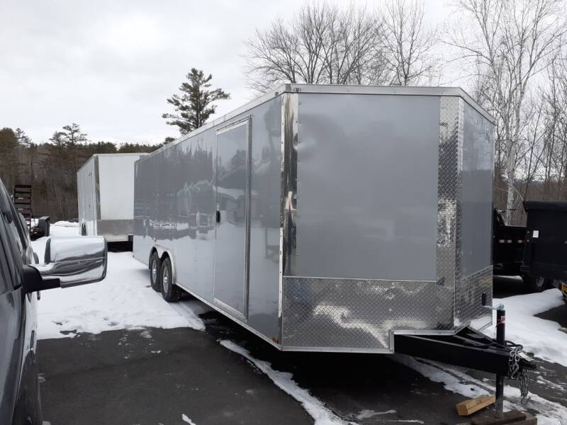 2021 Quality Cargo 8.5x24 for sale at Mascoma Auto INC in Canaan NH