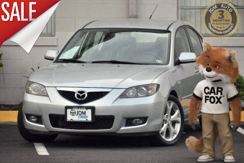 2008 Mazda MAZDA3 for sale at JDM Auto in Fredericksburg VA