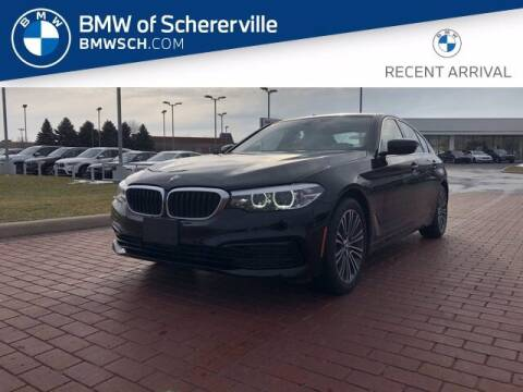 2020 BMW 5 Series for sale at BMW of Schererville in Shererville IN