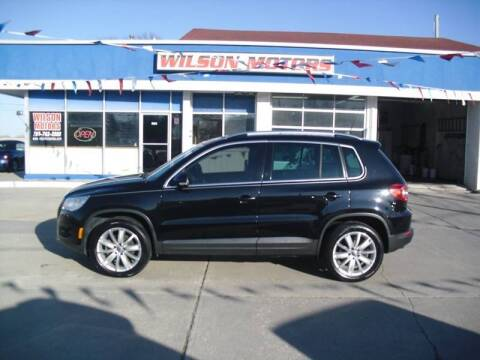 2009 Volkswagen Tiguan for sale at Wilson Motors in Junction City KS