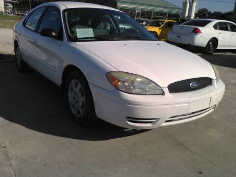 2006 Ford Taurus for sale at Warren's Auto Sales, Inc. in Lakeland FL