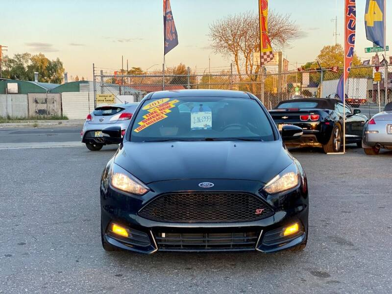 2017 Ford Focus for sale at Stark Auto Sales in Modesto CA
