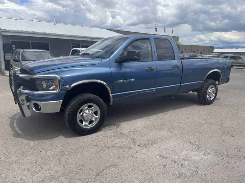 2004 Dodge Ram Pickup 2500 for sale at Mikes Auto Inc in Grand Junction CO