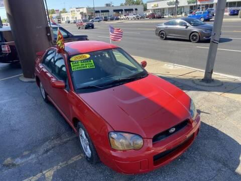 2005 Subaru Impreza for sale at JBA Auto Sales Inc in Stone Park IL