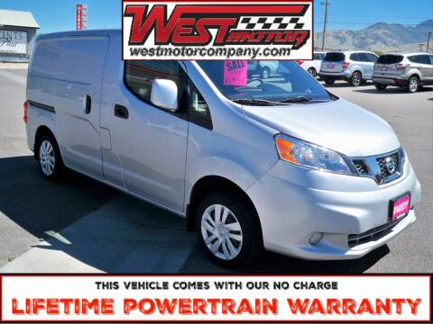 2015 Nissan NV200 for sale at West Motor Company in Hyde Park UT