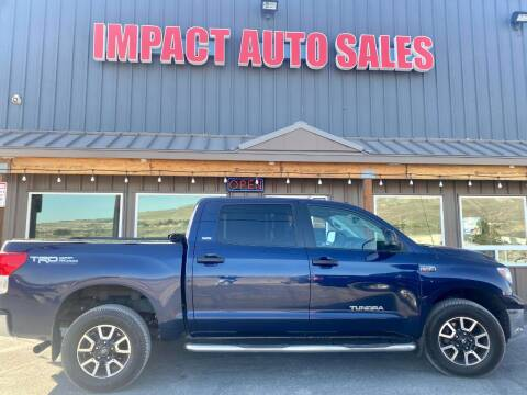 2011 Toyota Tundra for sale at Impact Auto Sales in Wenatchee WA