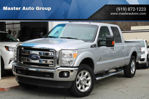 2015 Ford F-250 Super Duty for sale at Master Auto Group in Raleigh NC