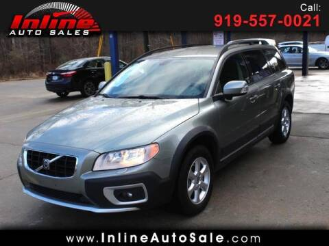 2008 Volvo XC70 for sale at Inline Auto Sales in Fuquay Varina NC