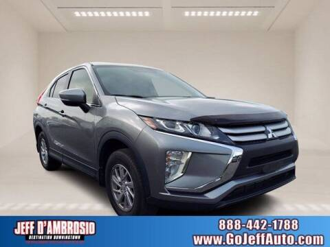 2019 Mitsubishi Eclipse Cross for sale at Jeff D'Ambrosio Auto Group in Downingtown PA