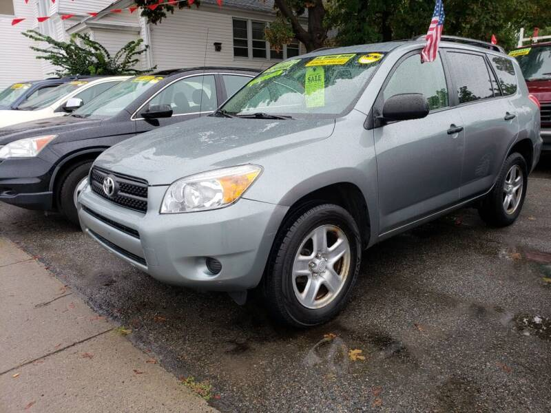 2007 Toyota RAV4 for sale at Devaney Auto Sales & Service in East Providence RI