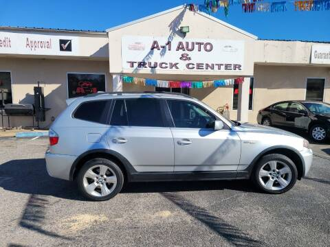 2006 BMW X3 for sale at A-1 AUTO AND TRUCK CENTER in Memphis TN