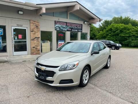 2016 Chevrolet Malibu Limited for sale at Davison Motorsports in Holly MI