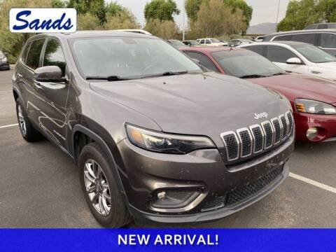 2019 Jeep Cherokee for sale at Sands Chevrolet in Surprise AZ