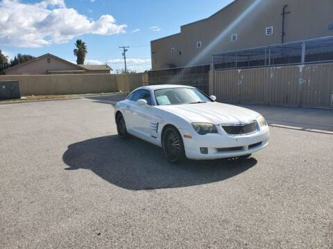 2004 Chrysler Crossfire for sale at Silver Star Auto in San Bernardino CA