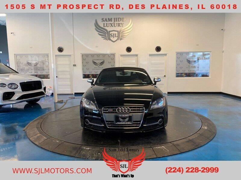 2012 Audi TTS for sale in Des Plaines, IL