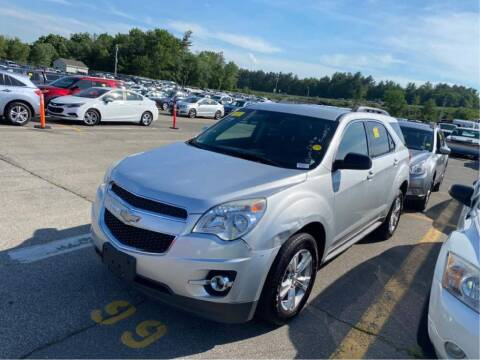 2015 Chevrolet Equinox for sale at Elite Pre-Owned Auto in Peabody MA