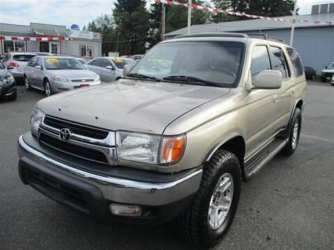 2001 Toyota 4Runner for sale at GMA Of Everett in Everett WA