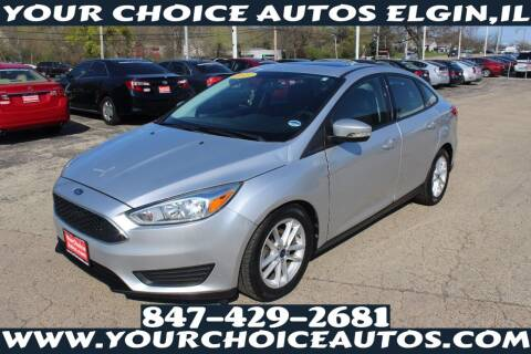 2015 Ford Focus for sale at Your Choice Autos - Elgin in Elgin IL