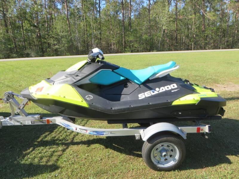 2019 Sea-Doo SPARK for sale at Ward's Motorsports in Pensacola FL