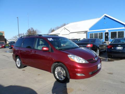 2009 Toyota Sienna for sale at America Auto Inc in South Sioux City NE