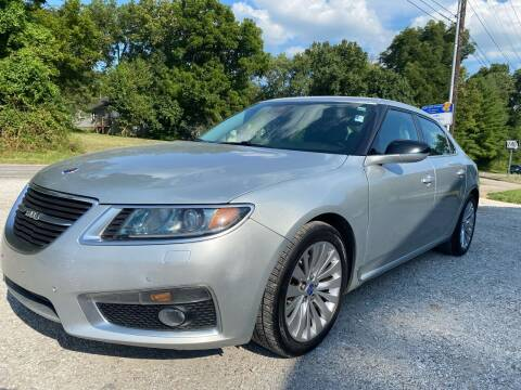 2011 Saab 9-5 for sale at Community Auto Sales & Service in Fayette MO