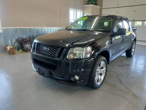 2010 Ford Explorer Sport Trac for sale at Sand's Auto Sales in Cambridge MN