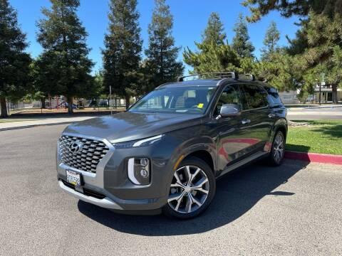 2021 Hyundai Palisade for sale at Used Cars Fresno Inc in Fresno CA