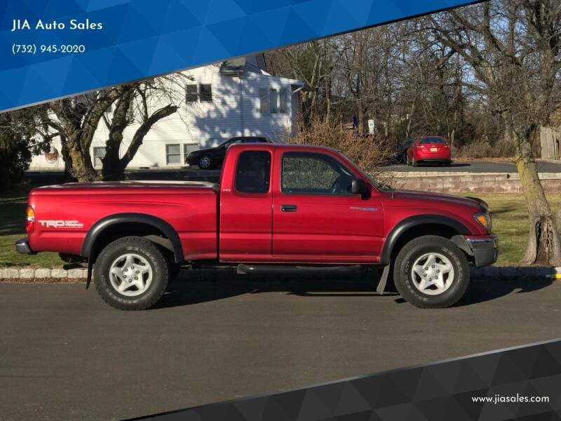 2004 Toyota Tacoma for sale at JIA Auto Sales in Port Monmouth NJ