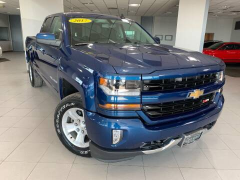 2017 Chevrolet Silverado 1500 for sale at Auto Mall of Springfield in Springfield IL