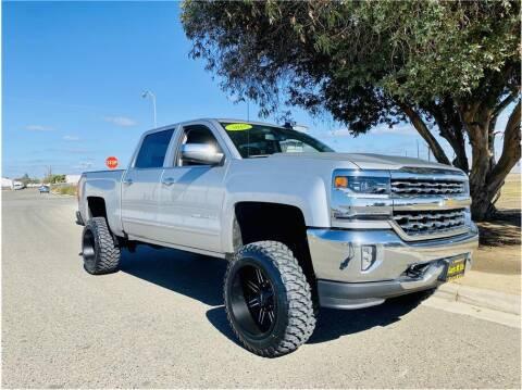 2018 Chevrolet Silverado 1500 for sale at KARS R US in Modesto CA