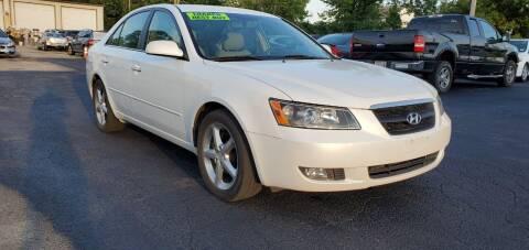 2006 Hyundai Sonata for sale at Wyss Auto in Oak Creek WI