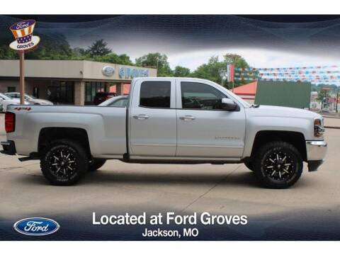 2019 Chevrolet Silverado 1500 LD for sale at JACKSON FORD GROVES in Jackson MO