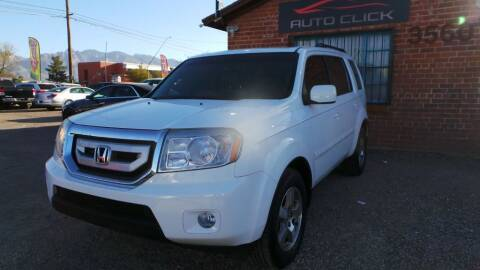 2011 Honda Pilot for sale at Auto Click in Tucson AZ